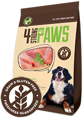 4 Strong Paws - All Life Stages Dog Food
