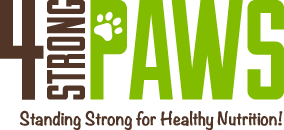 4 Strong Paws - Standing Strong for Healthy Nutrition!
