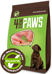 4 Strong Paws - Puppy Mother Dog Food